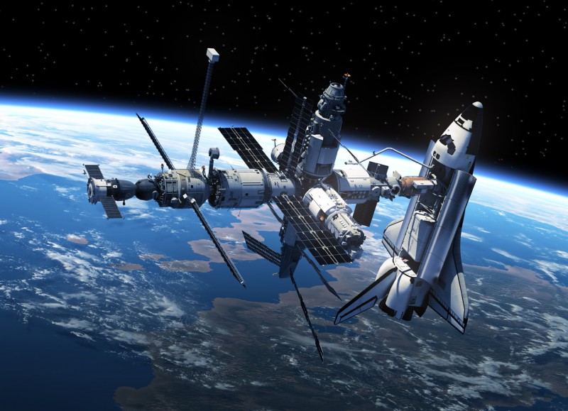 China is Moving Ahead With Its Space Station Plans