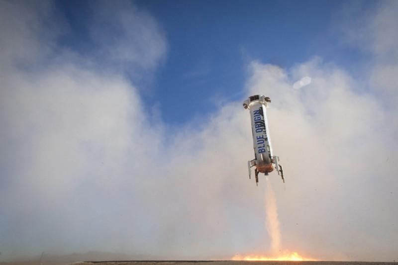 Blue Origin to Begin Selling Space on New Shepard