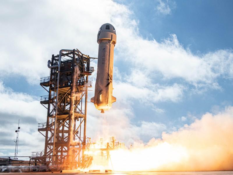 Blue Origin Notches Success with New Shepard Rocket
