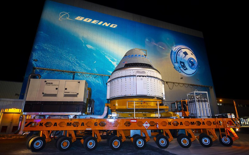Boeing's Starliner Tests Stalled by SpaceX Progress