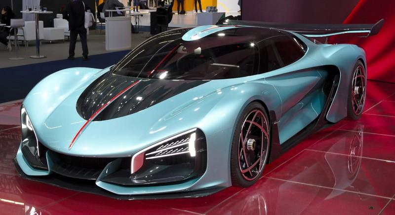 Silk-FAW Ups The Ante on Hybrid Hypercars