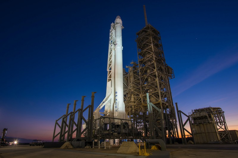 SpaceX is Getting Ready for a New Heavy Booster. What We Know So Far