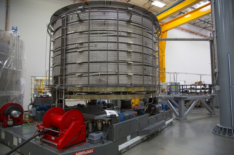 How a Giant Magnet Can Power the Globe