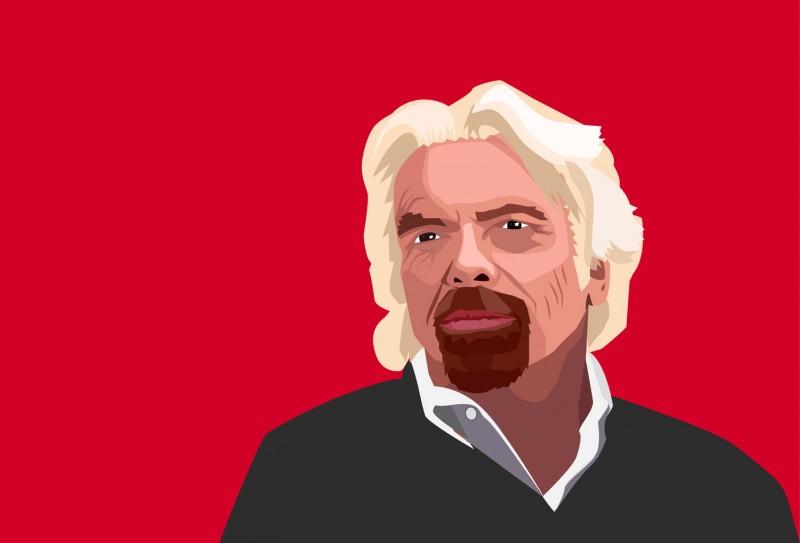 The Billionaire Vanity Space Race: Richard Branson VS Jeff Bezos