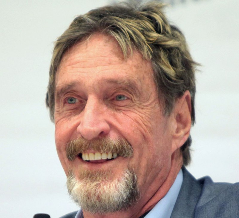 John McAfee: Remembering His Contributions to Crypto