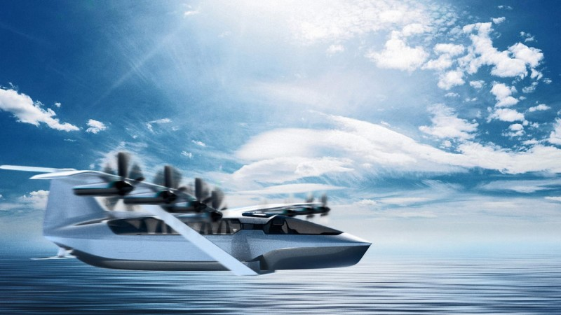 Is Seafaring Aviation the Future of Intercity Transit?