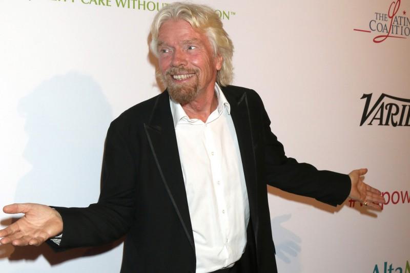 Richard Branson is Selling Virgin Galactic Shares Again