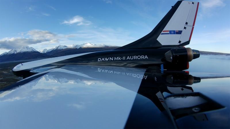 Introducing the MK-II from Dawn Aerospace