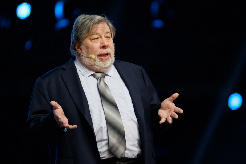 Steve Wozniak Is the Latest Tech Guru Who Wants to Go to Space