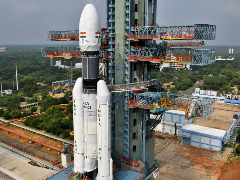 India's GSL Rocket Launch Didn't Quite Go as Planned
