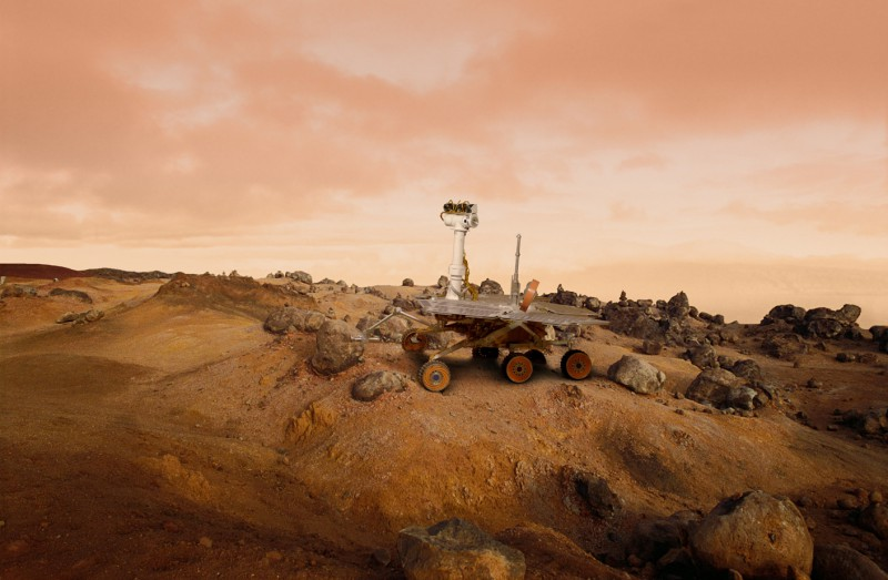 Space Robotics Market Hits Its Stride as a New Rover Nears Mars