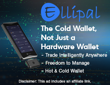 Ellipal | The Cold Wallet, Not Just a Hardware Wallet