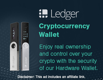 Ledger | Cryptocurrency Wallet