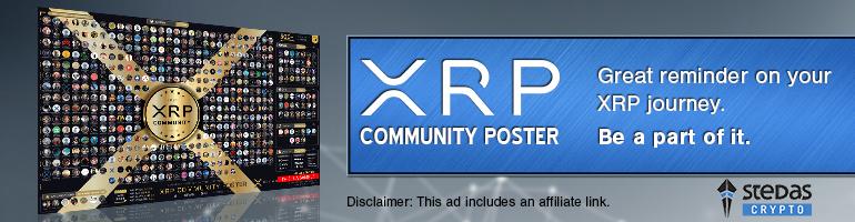 Stedas Crypto | XRP Community Poster