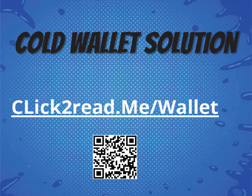 Cold Wallet Solution